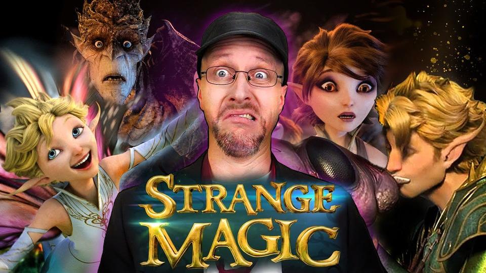 s14e07 — Strange Magic