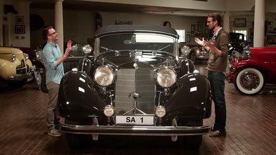 s01e04 — The Case of Hitler's Mercedes
