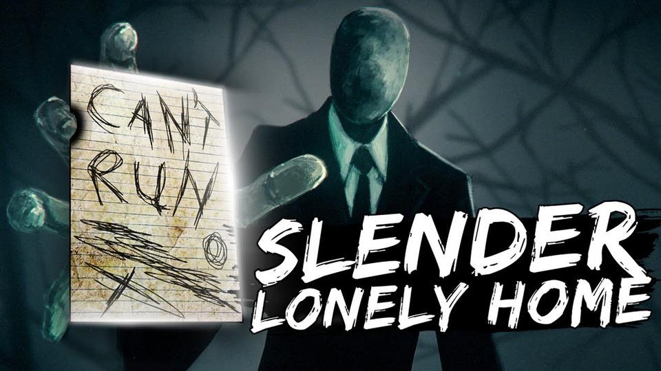 s11e206 — НОВЫЙ СТРАШНЫЙ СЛЕНДЕРМЕН ● Slender: Lonely Home