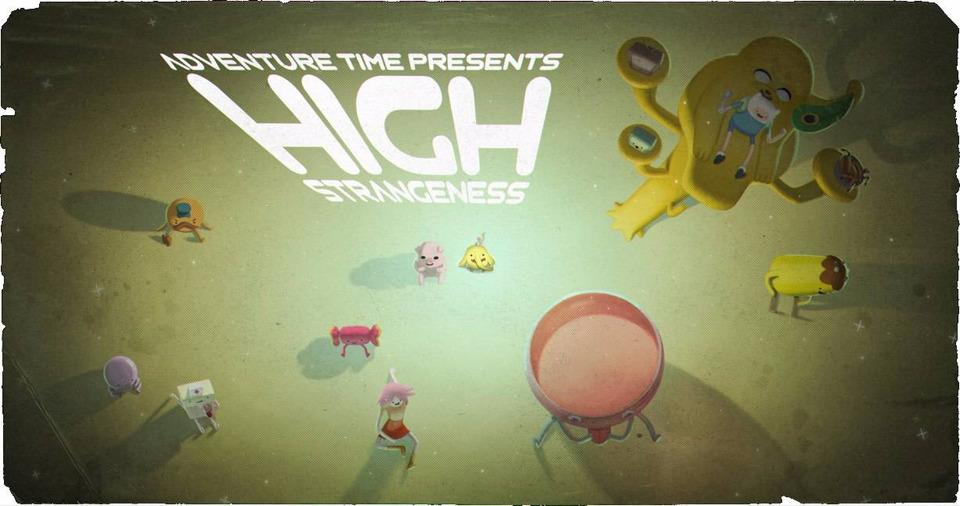s08e04 — High Strangeness