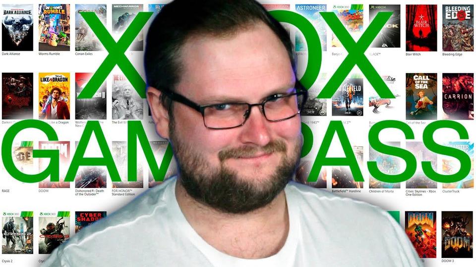 s2021e00 — XBOX GAME PASS ► СТРИМ ПОИГРАМ