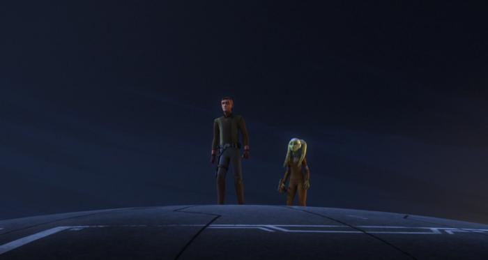 s04e10 — Jedi Night