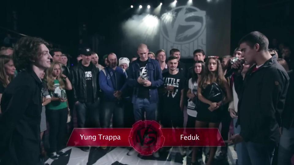 s02e19 — Versus Межсезонье #2: Yung Trappa vs Feduk