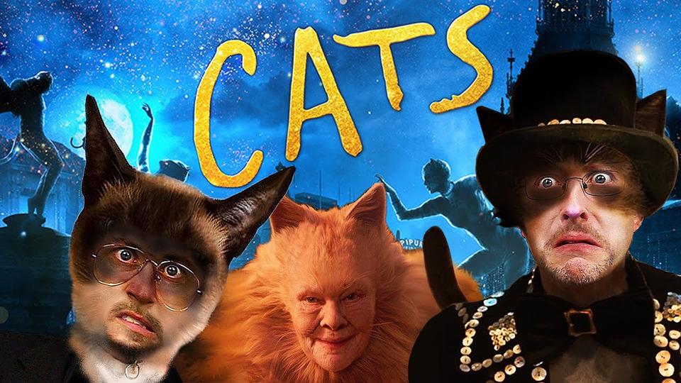 s14e29 — Cats