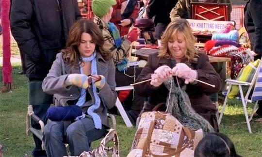 s07e09 — Knit, People, Knit!