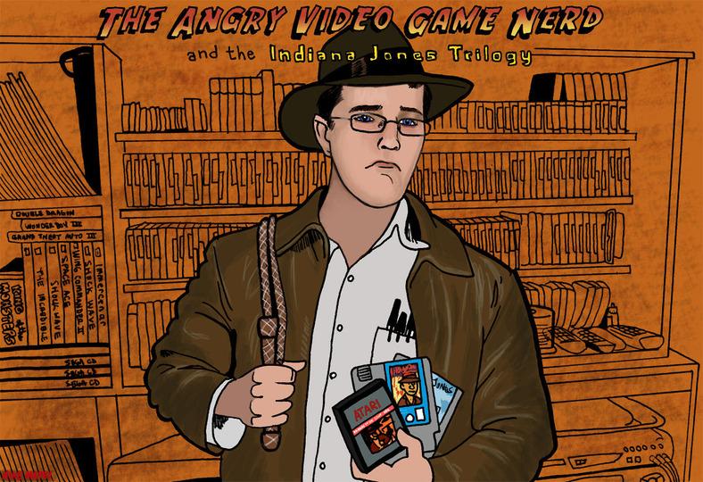 s03e07 — Indiana Jones Trilogy