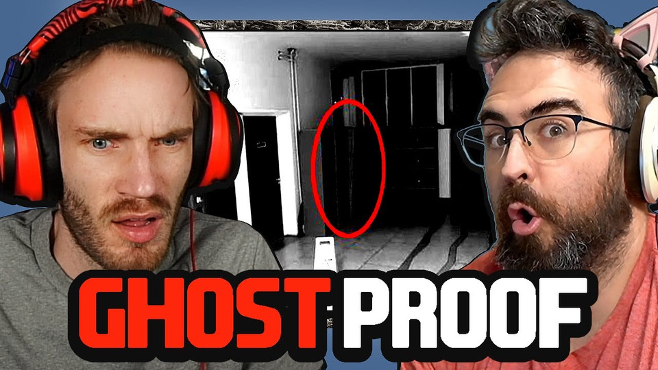 s12e87 — Are Ghosts Real? (Proof)