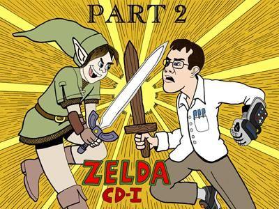 s03e19 — CD-i: Part 2 - Zelda: The Wand of Gamelon
