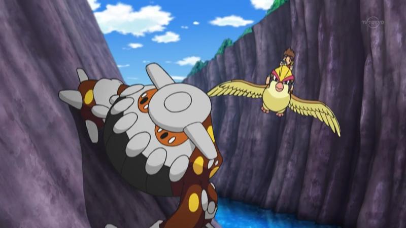 s13e20 — Pokemon Ranger: Heatran Rescue!