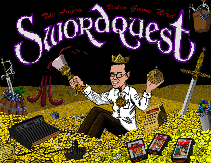 s04e24 — Swordquest