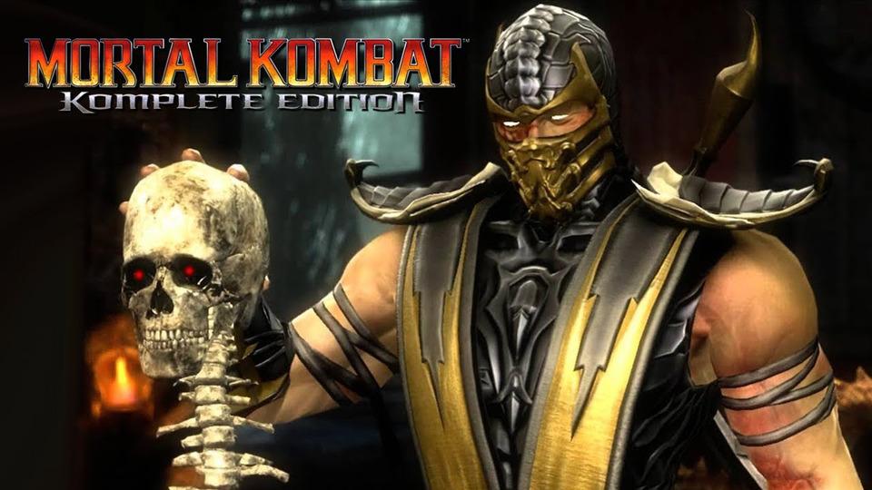 s11e208 — СКОРПИОН, САЙРАКС ИЛЮКЕНГ ● Mortal Kombat 9 Komplete Edition (Прохождение) #2