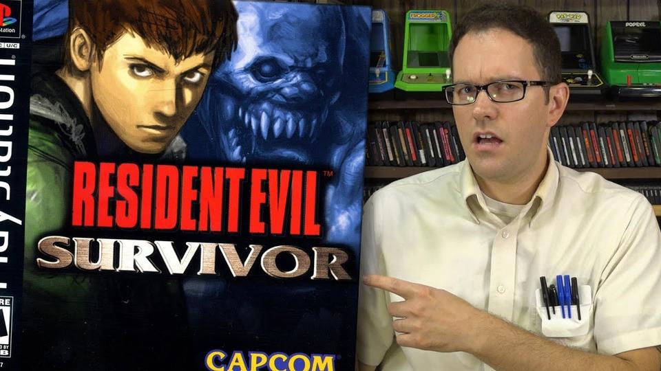 s12e05 — Resident Evil Survivor