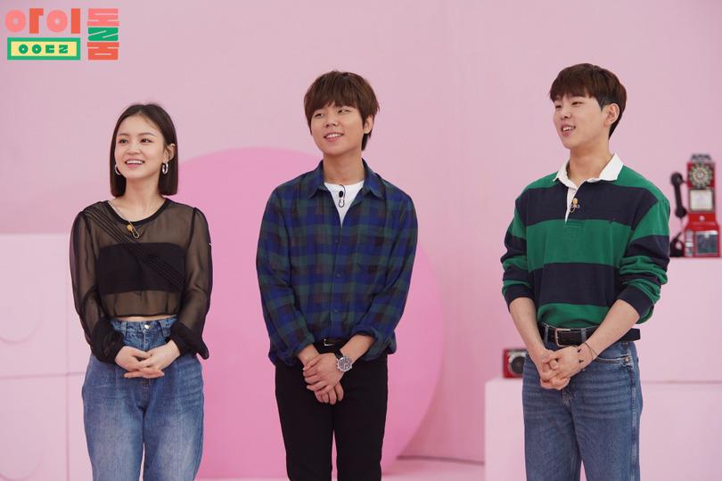 s02e21 — Lee Hi, Paul Kim and Jung Seung-hwan