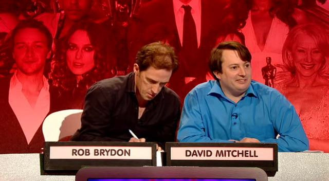 s2007e02 — The Big Fat Quiz of the Year 2007