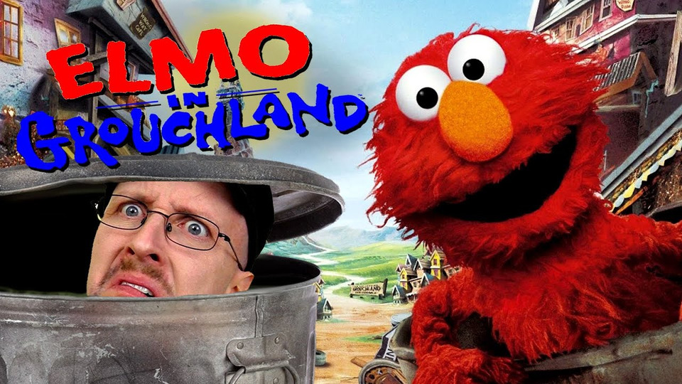 s13e31 — The Adventures of Elmo in Grouchland