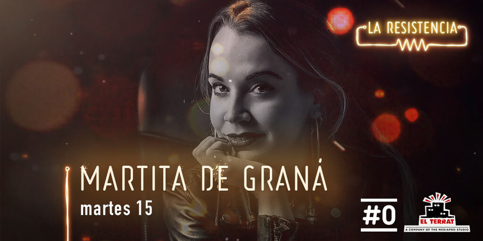 s04e143 — Martita de Graná