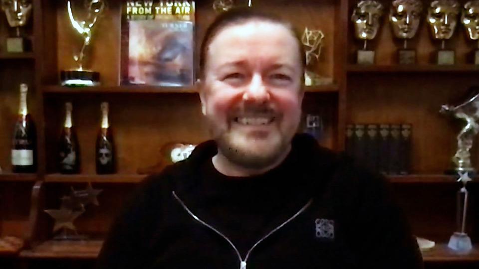 s2021e04 — Ricky Gervais, Daisy Edgar-Jones, The Avett Brothers