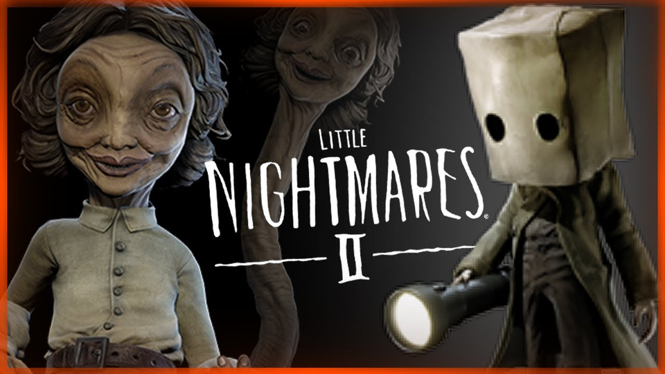 s11e59 — НОВЫЕ МАЛЕНЬКИЕ КОШМАРЫ 2 ● Little Nightmares 2 #1