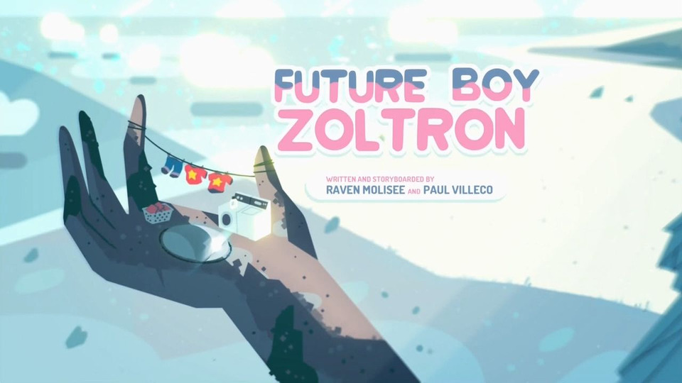s04e05 — Future Boy Zoltron