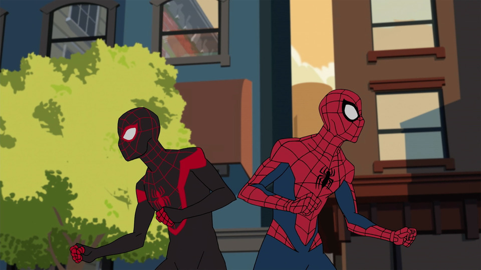 s01e09 — Ultimate Spider-Man