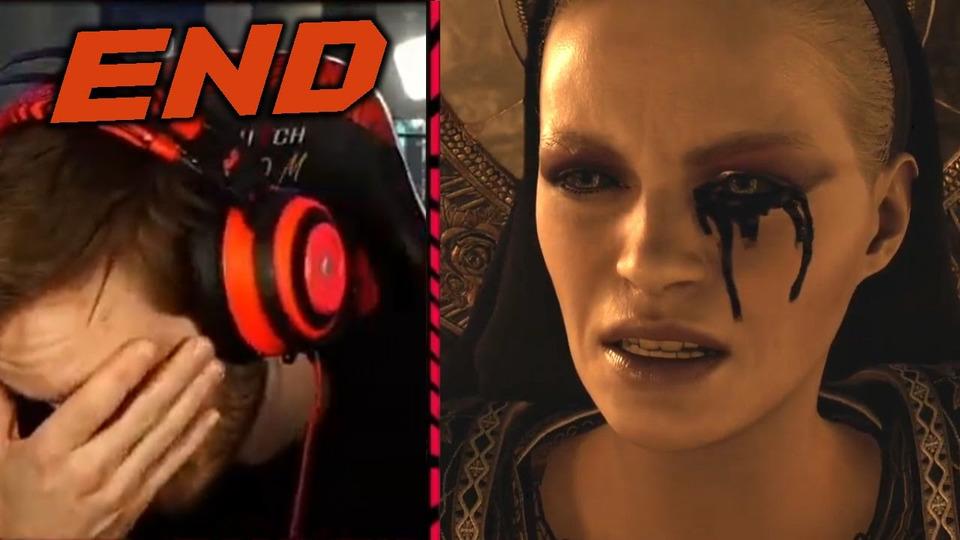 s12e77 — Resident Evil 8 Village #6 / Surprisingly Good Ending!
