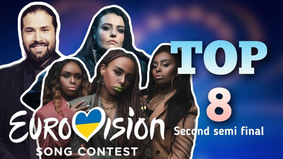 s04e21 — ТОП 8— второй полуфинал   Национальный отбор наЕвровидение 2020 (УКРАИНА)
