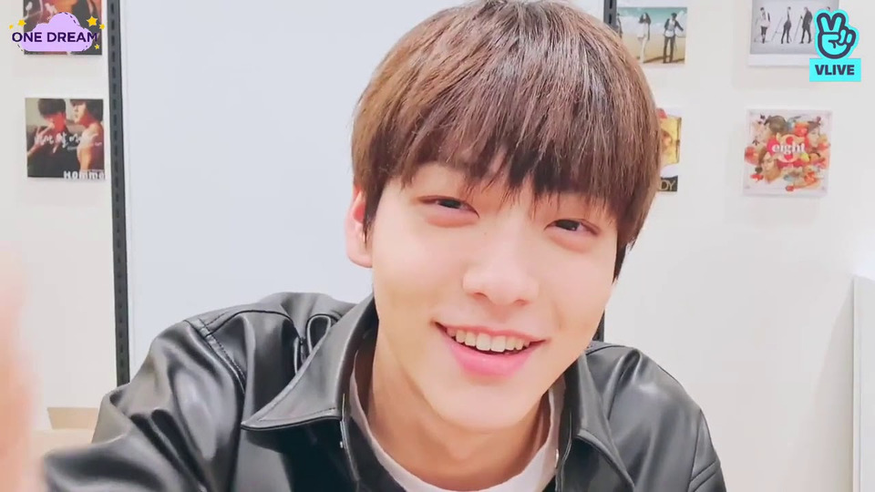 s2021e03 — [Live] Soobin's First V LIVE of the New Year