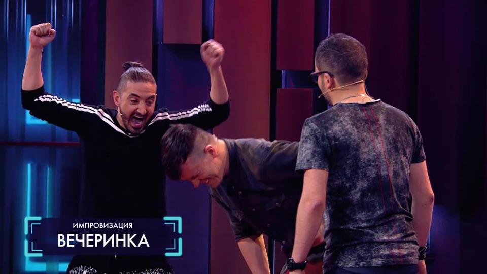s04e06 — Выпуск 83. Марина Кравец и Андрей Аверин