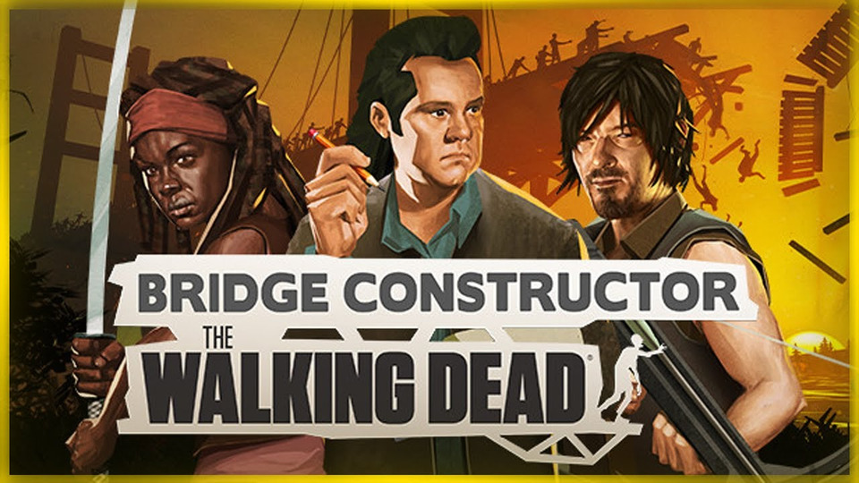 s11e29 — ХОДЯЧИЕ ВЕРНУЛИСЬ ● Bridge Constructor: The Walking Dead