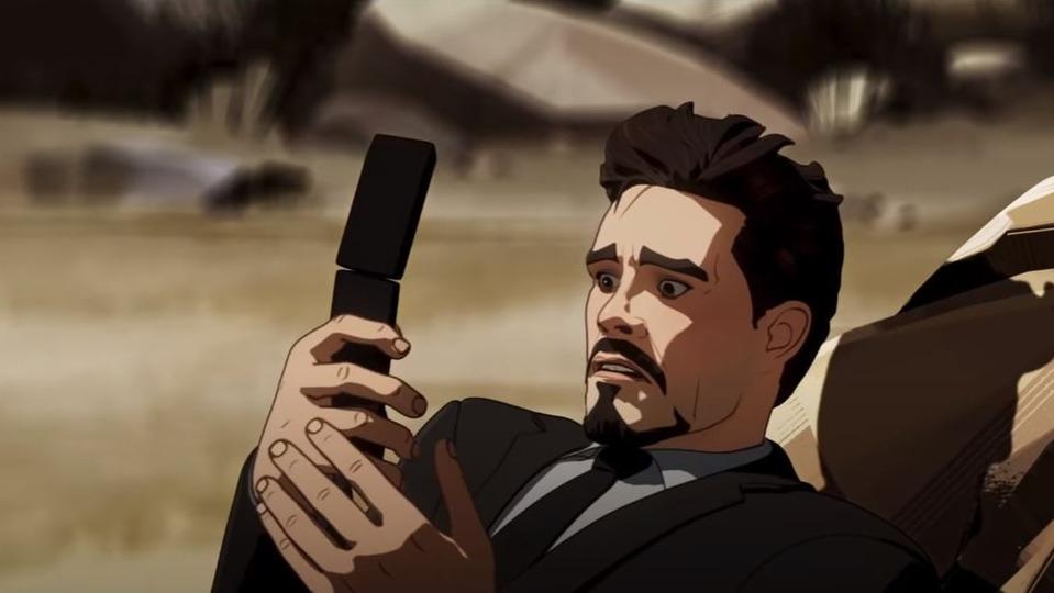 Посмотрите трейлер анимационной антологии Marvel «Что, если…?»
