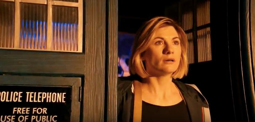 Премьера 12-го сезона «Доктора Кто» состоится 1января