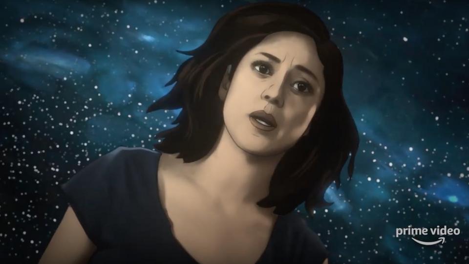 Amazon показал трейлер анимацонного сериала Undone