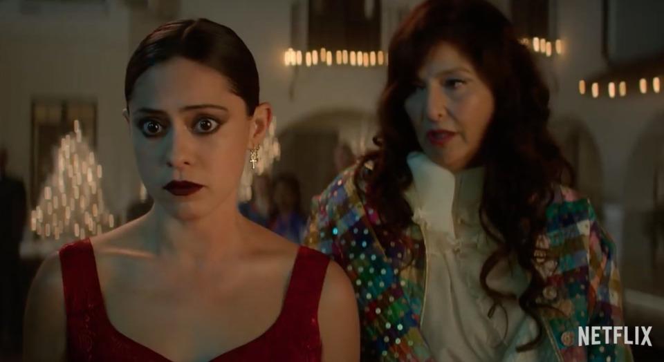Netflix показал трейлер Brand New Cherry Flavor сРозой Салазар