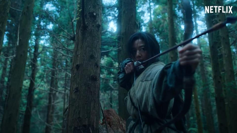 Netflix показал трейлер спецэпизода зомби-хоррора «Королевство»