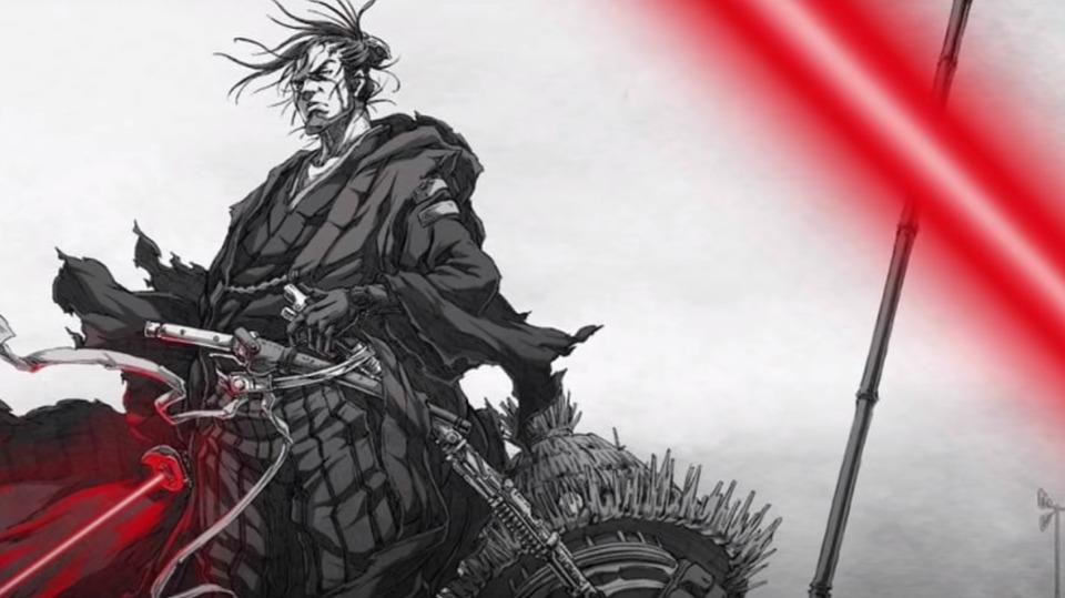 Посмотрите, как будет выглядеть анимационный сериал-антология по«Звездным войнам»
