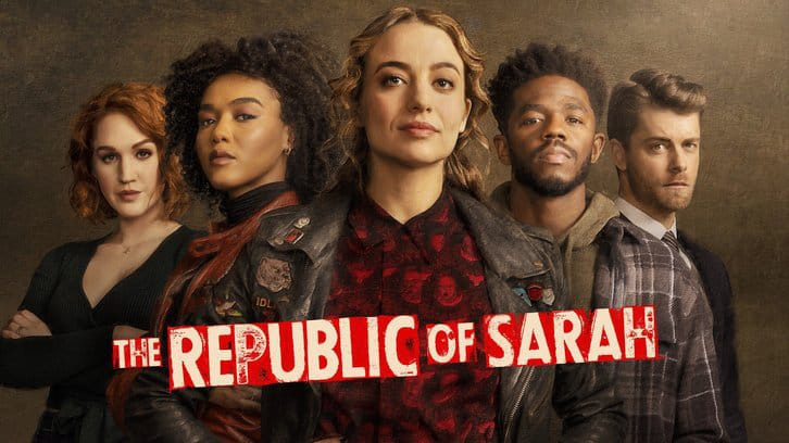 The Republic of Sarah - Episode 1.08 - The Perfect Conditions for Disaster - Press Release