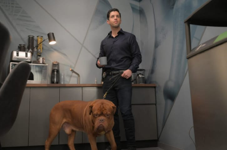 Turner and Hooch - First Look Promotional Photos + Press Release