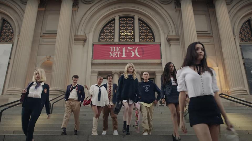 HBO Max продлил возрожденную «Сплетницу» навторой сезон