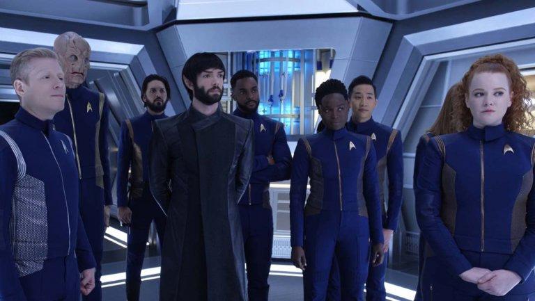 Третий сезон «Звездного пути: Дискавери» стартует 15октября
