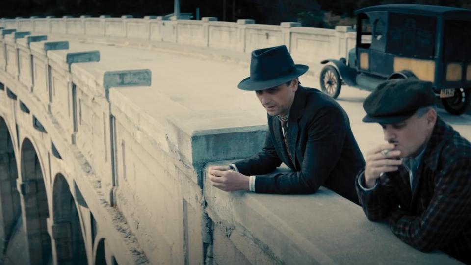 HBO выпустил трейлер нуарного детектива «Перри Мэйсон»