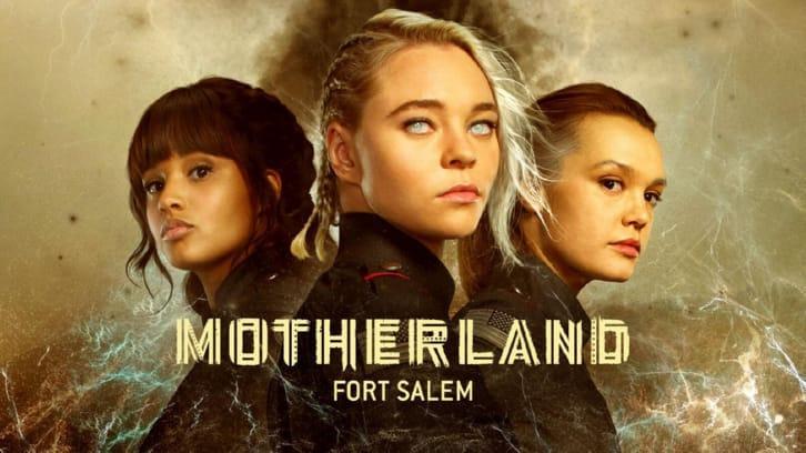 Motherland: Fort Salem - Episode 2.04 - Not Our Daughters - Press Release