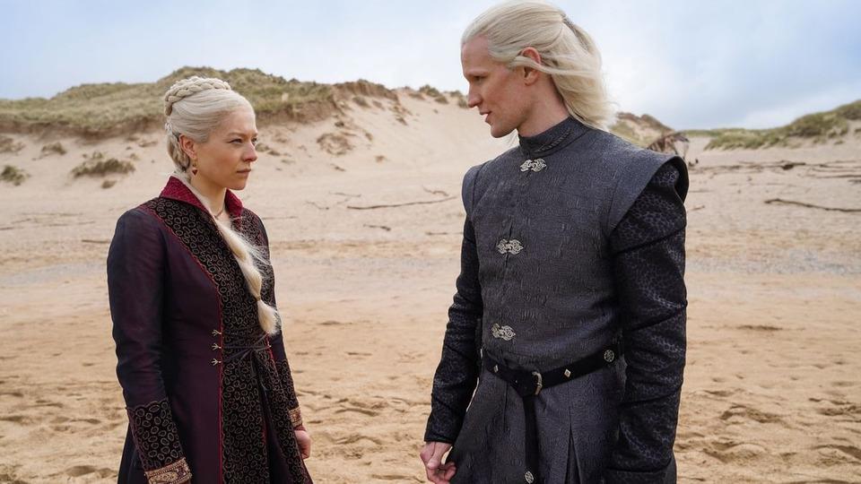 HBO показал первые официальные кадры «Дома дракона»