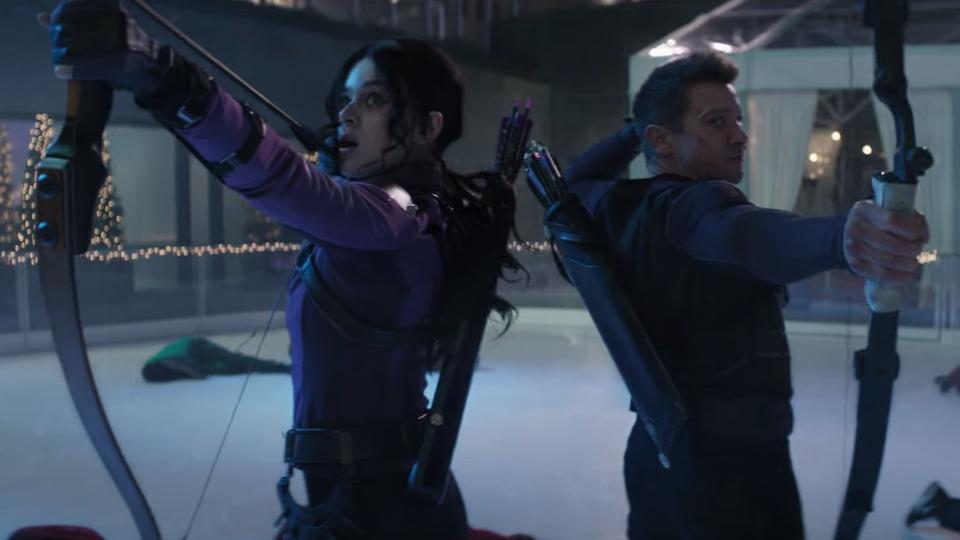 Marvel показали первый трейлер «Соколиного глаза» сДжереми Реннером иХейли Стайнфелд