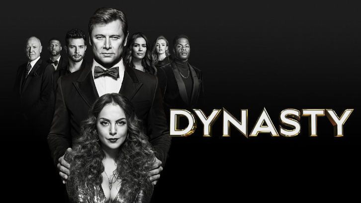 Dynasty - Episode 4.14 - But I Don't Need Therapy - Press Release