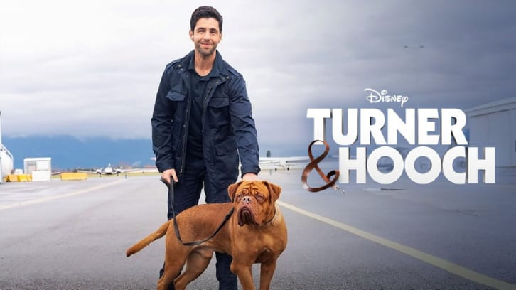 Turner And Hooch - Episode 1.01 - Forever And A Dog - Press Release