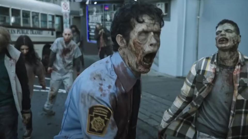 Syfy выпустил трейлер зомби-ужастика Day Of The Dead