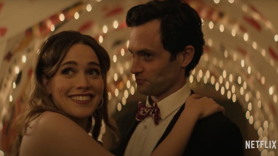 Netflix показал трейлер третьего сезона сериала «Ты»