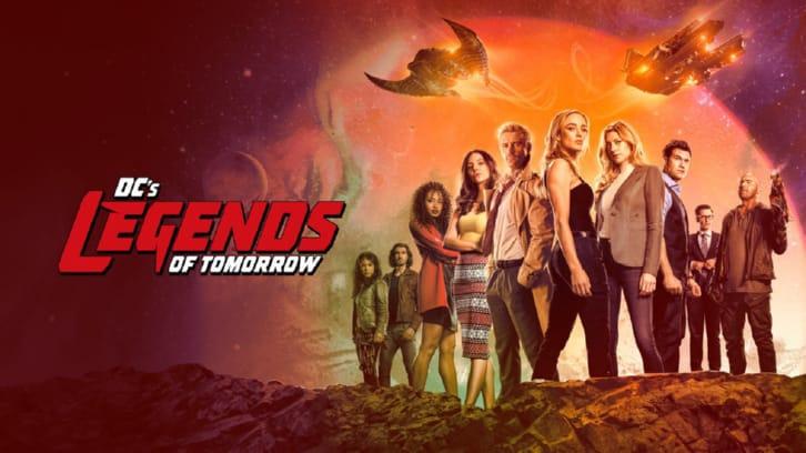 Legends of Tomorrow - Season 6/7 - Promo, Cast News, Comic-Con Panel + Press Release