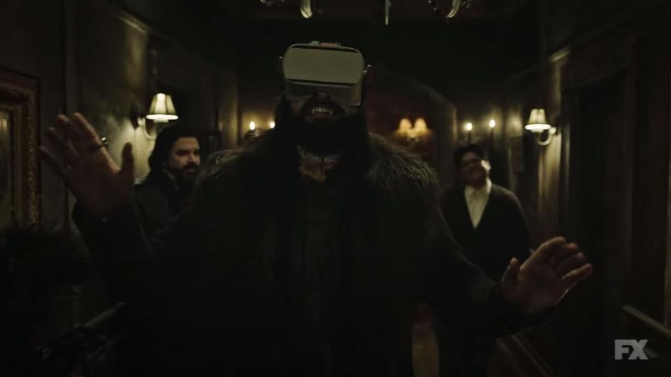 Вампиры познают VR: посмотрите тизер третьего сезона «Чем мызаняты втени»