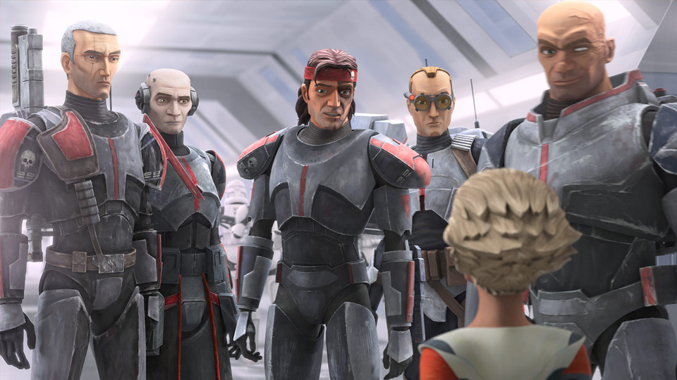 Disney продлил мультсериал «Звёздные войны: Бракованная партия» навторой сезон